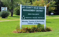 JCSWMD sign